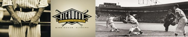 Rickwood Field in Birmingham is America's oldest baseball park.