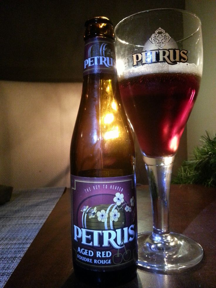 Beer, Petrus Aged Red 8,5%vol 33cl