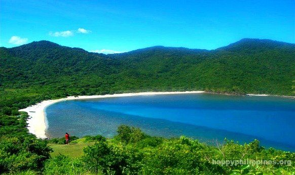 Palaui Island, Cagayan Valley - Glorious white sands meet volcanic rocks and blue-green waters topside, Philippines #Beaches