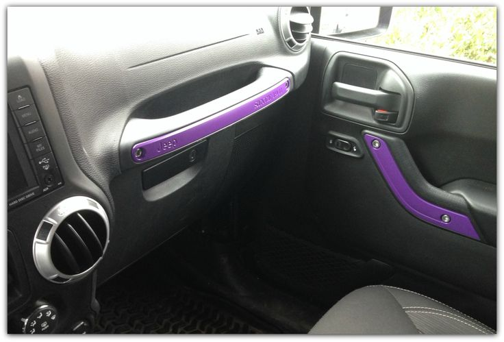 The weather was warm enough this past weekend to finally finish up painting the interior accents in my Jeep Wrangler Rubicon.     The air ...