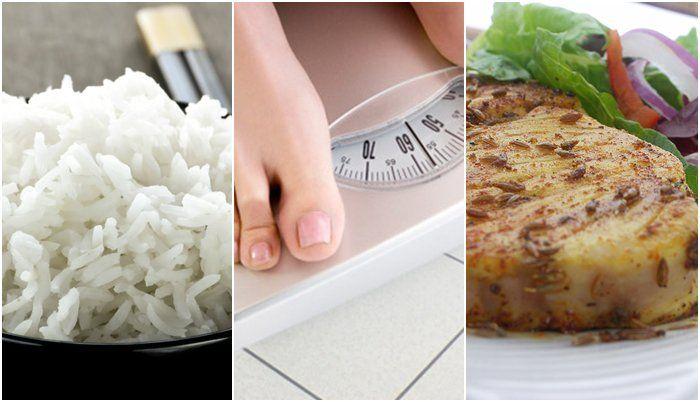 Esta dieta es muy sencilla de realizar, está basada principalmente en la ingesta de atún y arroz, alimentos bajos en calorías.El régimen, del cual extraemos un menú que te ofreceremos más adelante, tepermitirá adelgazar alrededor de 3 kilos en solo 6 días. Si no tienes problemas de salud puede practicar esta dieta con toda tranquilidad.Recuerda …