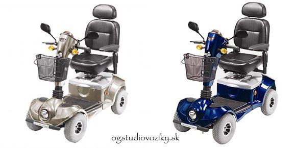 Elektrický vozík Mercury Regatta