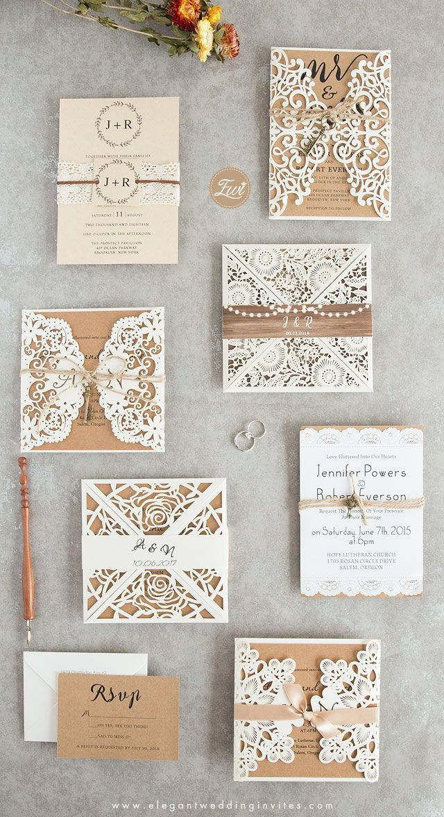 Cheap Rustic Wedding Invitations | Cheap And Rustic Wedding Invitations As Low As 0 94 Hochzeit