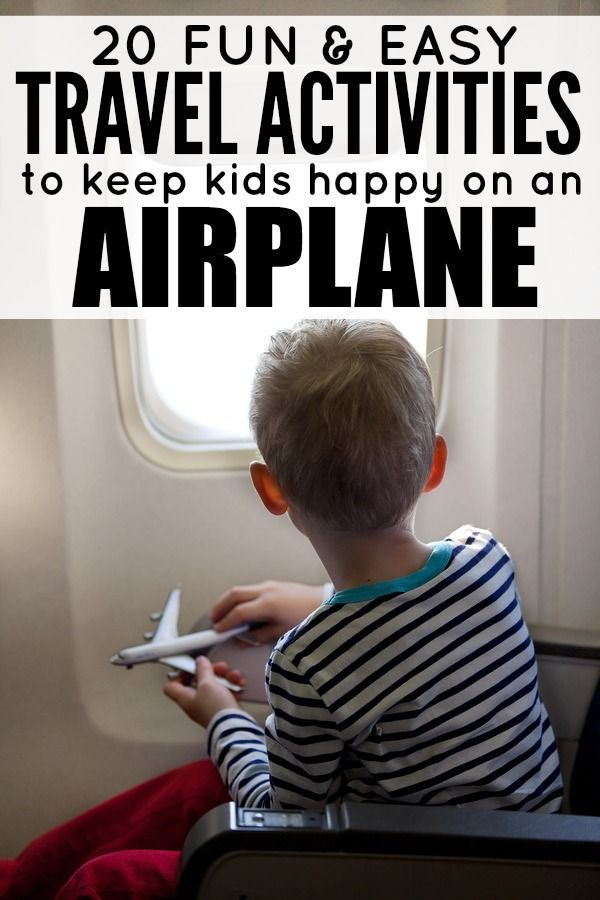 If you plan on spending more than 30 minutes on an airplane with your kids over Thanksgiving and/or Christmas, this list of 20 easy travel activities for kids is just what you need to keep your children entertained (and your sanity intact)!
