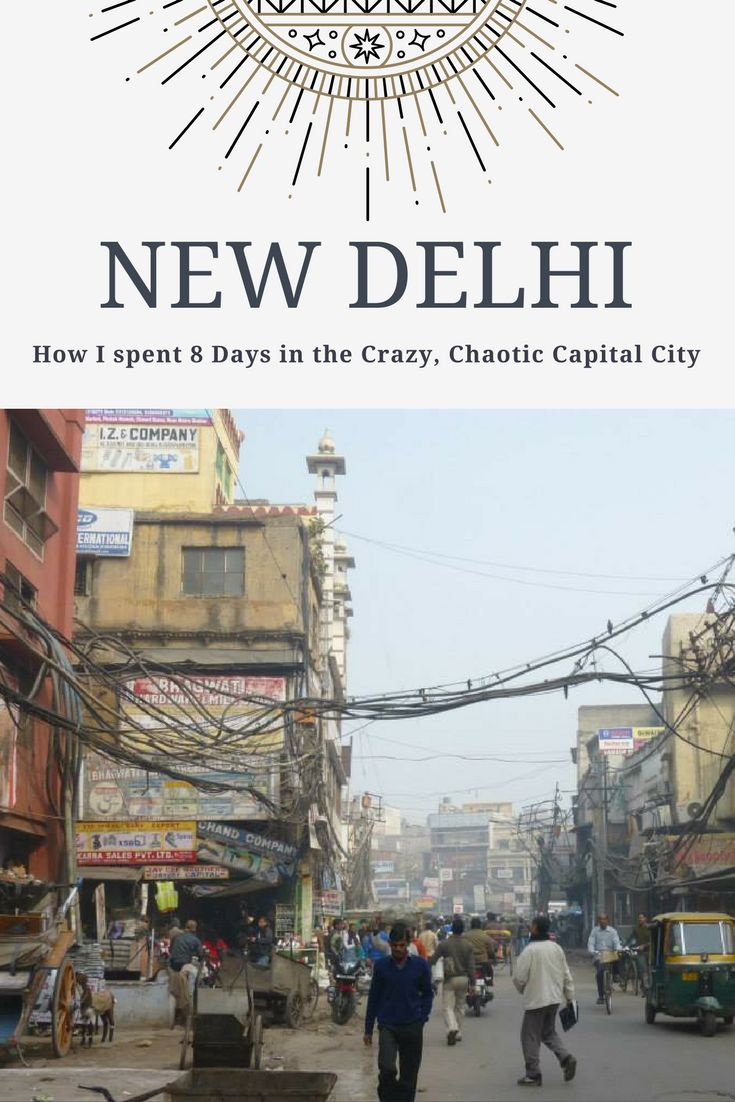 We decied to stay in New Delhi for the remainder of our trip but that wasn't the plan initially. New Delhi was our departure point so, naturally, that's where our journey would end but I needed to wrap my … Read More