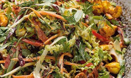 Yotam Ottolenghi - Fancy coleslaw