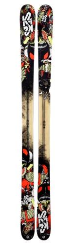 K2 Press Skis -- BobsSportsChalet.com Online Store $299