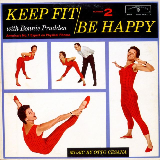 keep fit be happy