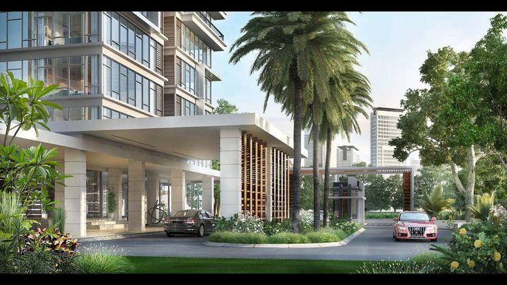 Apartemen VERDE - Type PATIO - 306m2 - Private Pool