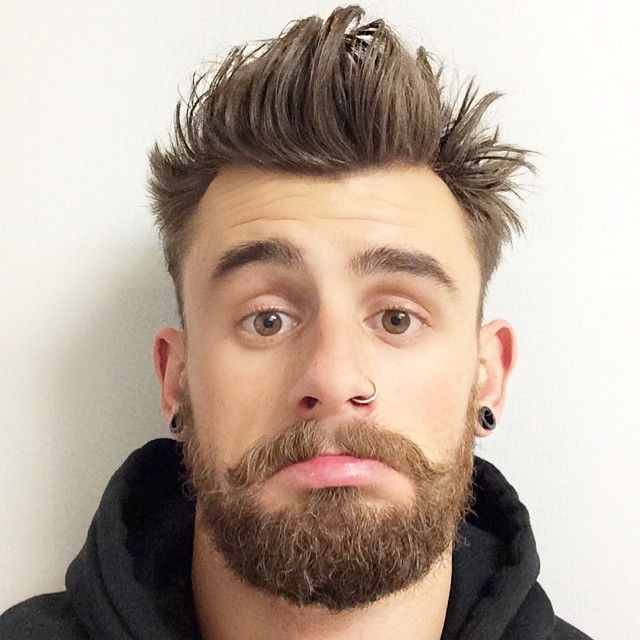 Incredible 88 Best Images About Bart Beard On Pinterest Best Men Hairstyles Short Hairstyles Gunalazisus