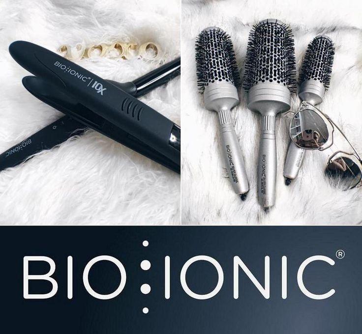 """Come fanno gli strumenti Bio Ionic a permettere alla piega di durare di più? Perchè sono costruiti con una speciale miscela di minerali che durante l'asciugatura e la piega """"sigillano"""" l'idratazione all'interno dei capelli e svolgono un'efficace azione anti età. Ecco perché i capelli trattati con gli strumenti Bio Ionic sono più belli e soprattutto più sani :-D"""