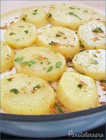 PANELATERAPIA - Blog de Culinária, Gastronomia e Receitas: Batata Sauté
