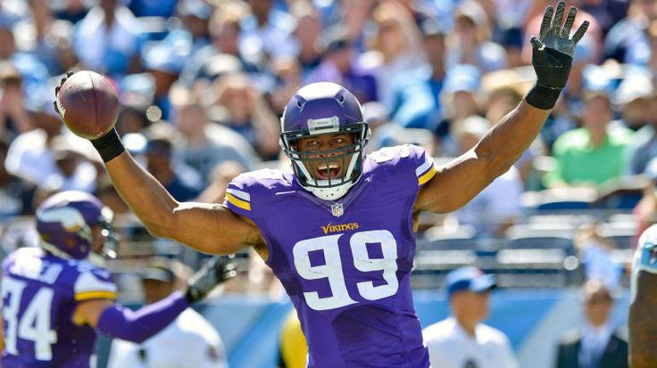 Prisco's Most Underrated NFL Players of 2017: Hail Vikings' next great pass rusher