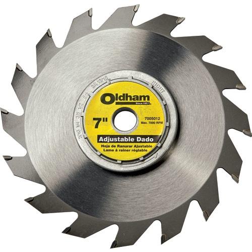 15 best dado blades images on pinterest woodworking wood oldham 7 adjustable dado blade rockler greentooth Choice Image