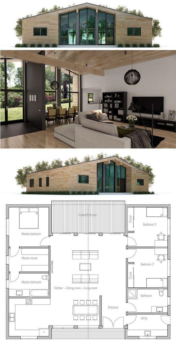 Hausplan, Idee für das Haus, Hausidee #WoodWorking