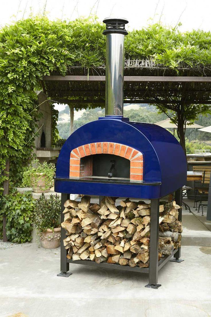 by mugnaini wood fired ovens on mugnaini outdoor wood fired pizza
