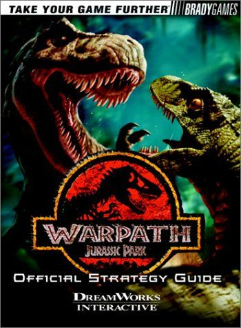 Warpath: Jurassic Park Official Fighting Guide (Brady Games) @ niftywarehouse.com #NiftyWarehouse #Nerd #Geek #Entertainment #TV #Products