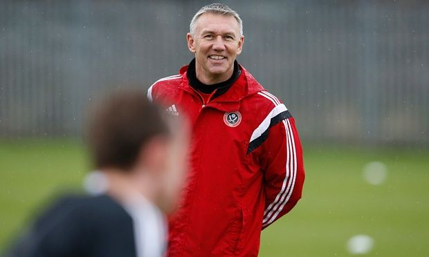 Nigel Adkins, manager