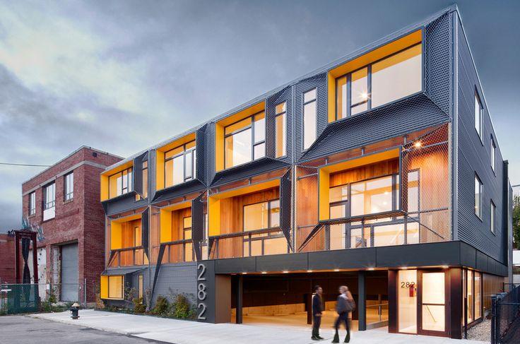 Marginal Street Lofts   Residential Architect   Merge Architects, East Boston, Massachusetts, Multifamily, New Construction, Residential Architect Design Awards, Residential Architect Design Awards 2015, Awards, Award Winners, Elizabeth Whittaker