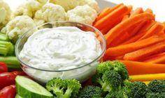 Trempette à l'oignon...parfaite pour vos légumes