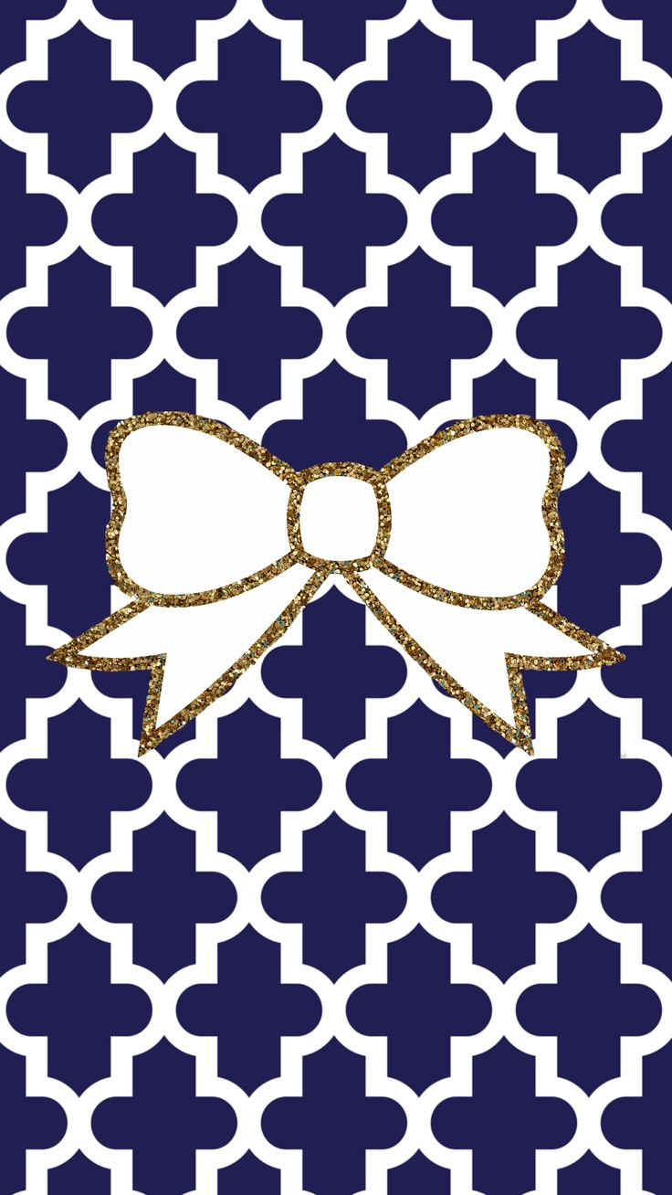 navy blue and gold glitter bow free tech wallpaper http iphonetokok http. Black Bedroom Furniture Sets. Home Design Ideas