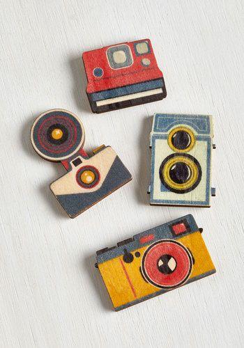 Point and Stick Magnet Set | Mod Retro Vintage Desk Accessories | ModCloth.com