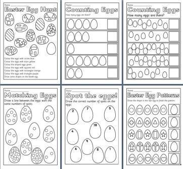Easter Colouring Pages For Kindergarten : 7 best kinder ideas images on pinterest