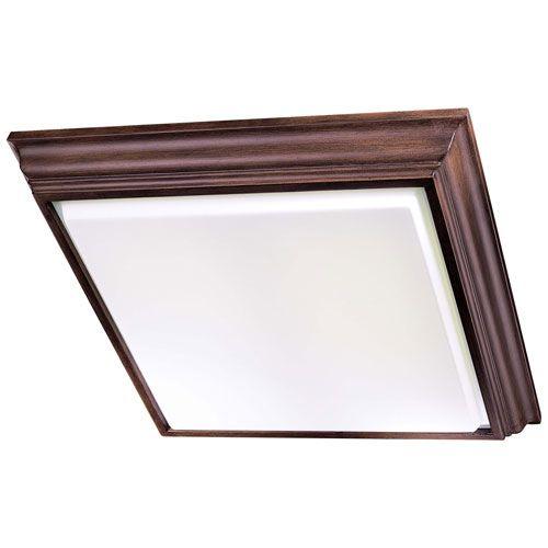 Inch Square Fluorescent Kitchen White Acrylic Lens