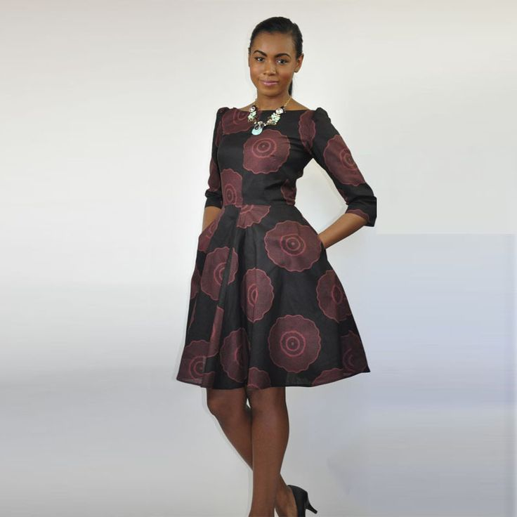 2016 Sale Robe Africaine African Dresses For Women 2017 Hot Explosion Models Of Foreign Trade Women Clothes African Print Retro