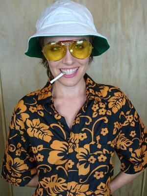 1920d05f Buy fear and loathing in las vegas adult costume Costume - 1970'sTV & Movie  Character - Snog The Frog