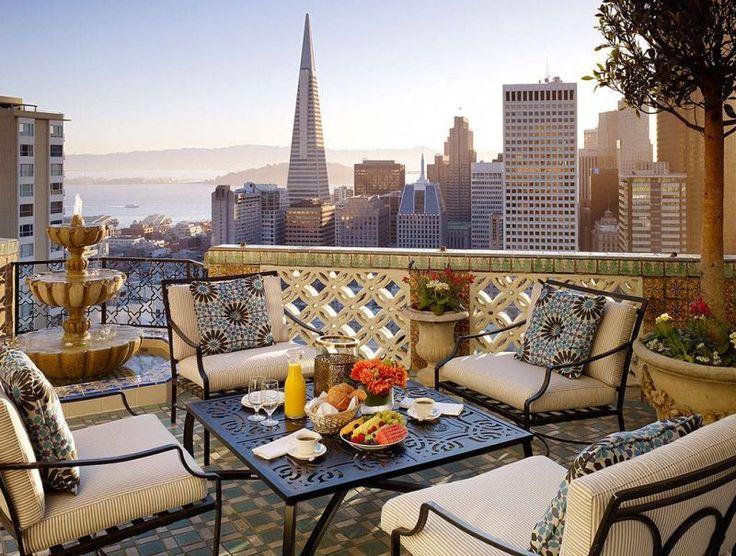 Hotelul Fairmont, San Francisco