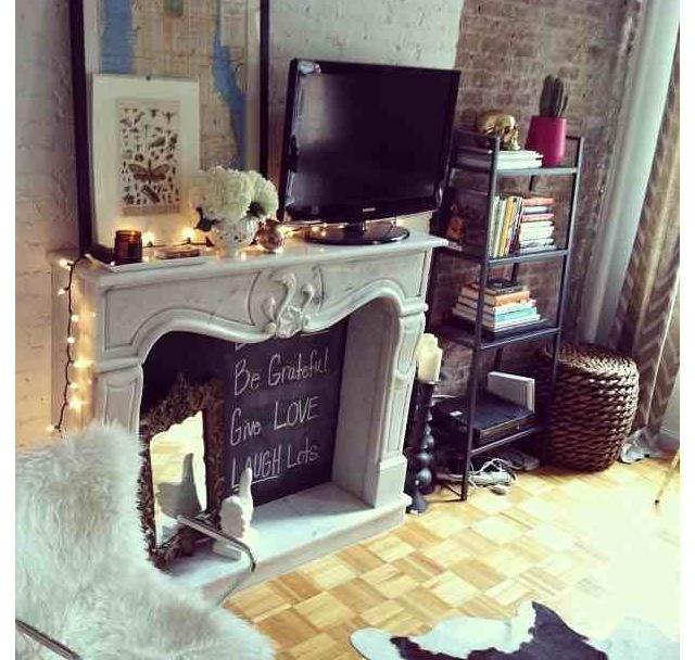 31 best Alternative fireplace ideas images on Pinterest ...