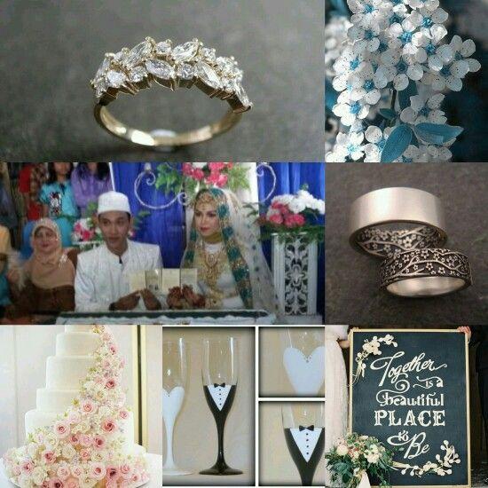 """MOODBOARD"" Wedding Themes"