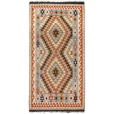 Maimana kelim - szövött keleti szőnyeg - BK 72190 Afganisztán