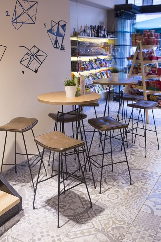 Origami Convenience Store Thessaloniki