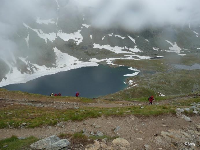 trekking in the High-Tatras