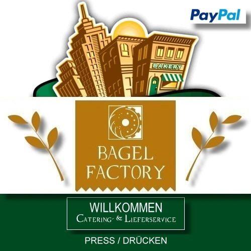 Logo Bagel-Factory Zurich