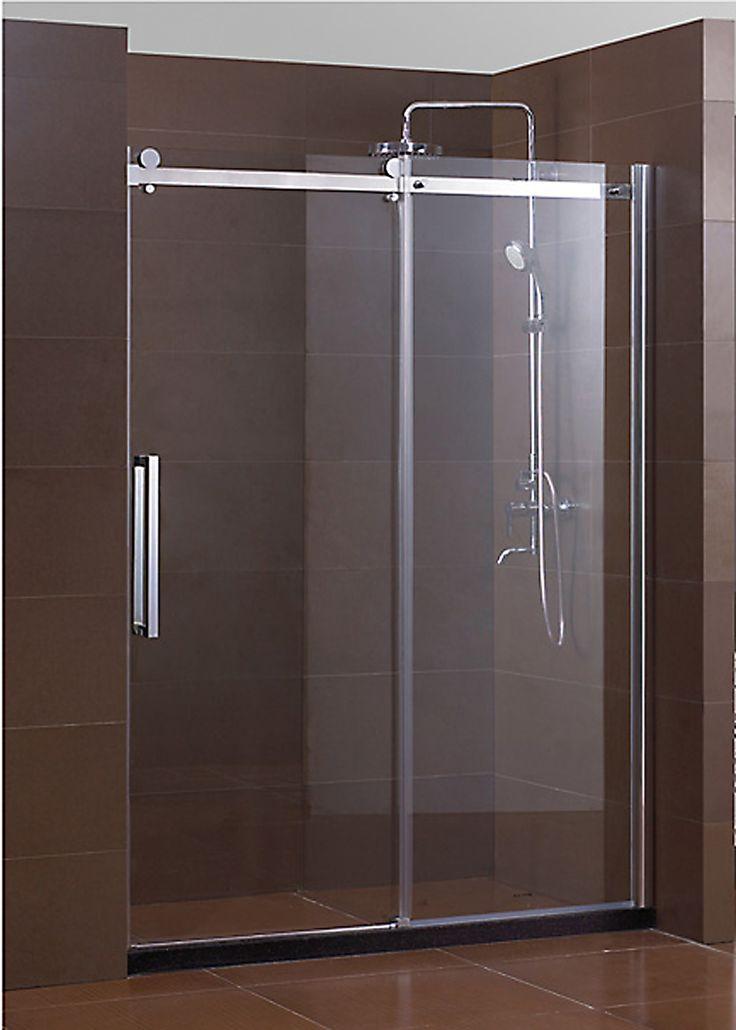 Sliding Shower Door Towel Bar Bracket