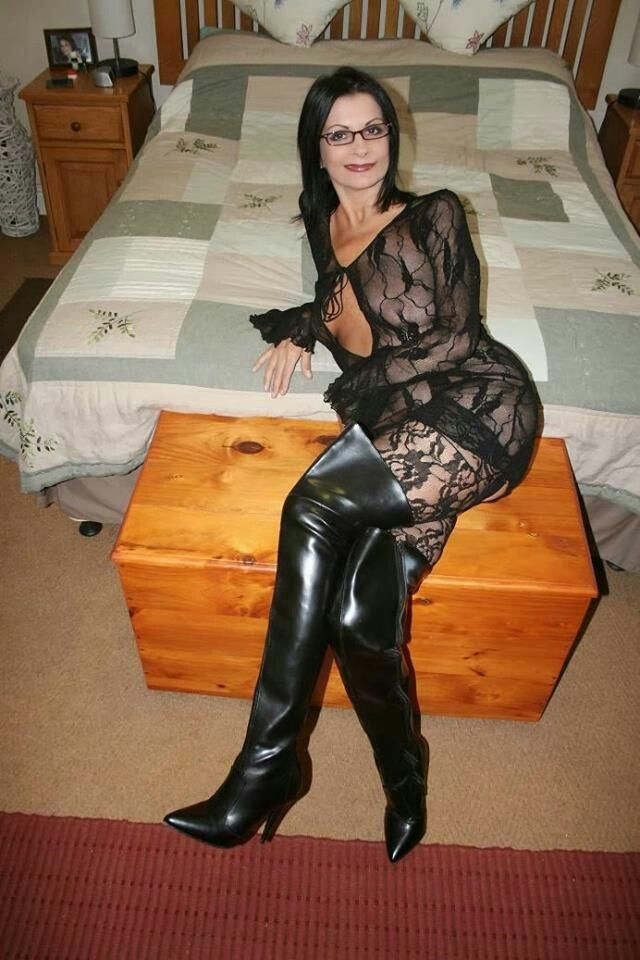 Mature picture wife