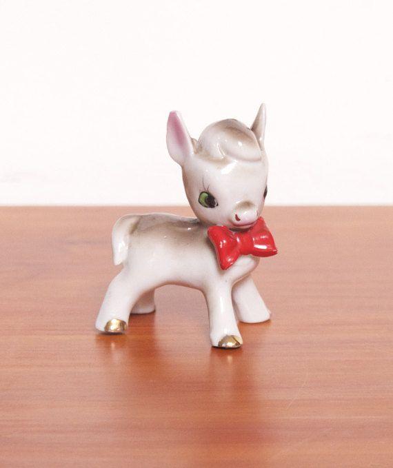 Vintage Mid Century Japanese Anthropomorphic Little Horse
