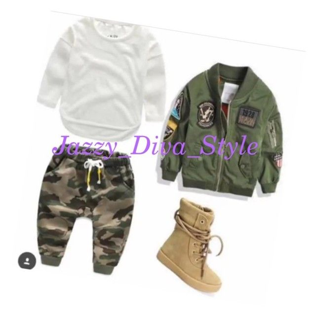 """""""Baby Boy Swag"""" by jazzydivastyle on Polyvore"""