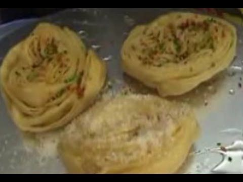 Banana Puri - Learn To Bake - Indian Sweetmeats