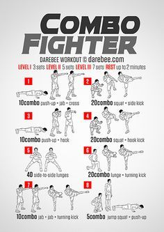 Visual Workouts | New 5 day routine | Pinterest | Special Forces ...