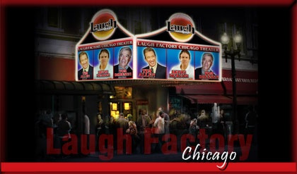 FFC beneFITs offer: FFC Members will receive a 2-for-1 admission to any show at Laugh Factory. Members can reference their FFC membership when making phone reservations or present their cards at the Box Office when ordering tickets. This offer is not valid for special event, charity or private parties, full schedule can be seen at http://bit.ly/A5R0sI. Reservations can be made by calling 773.327.3175.