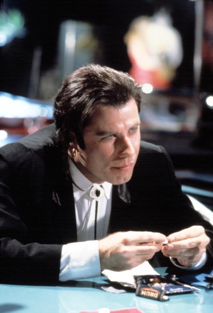 "John Travolta in ""Pulp Fiction""                                                                                                                                                                                 More"