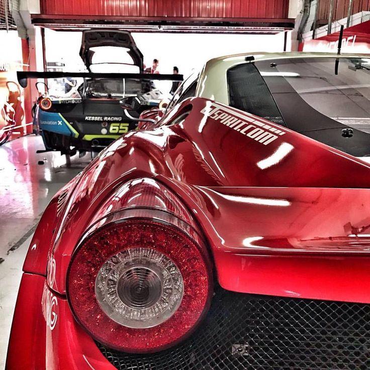 Kessel Racing Ferrari