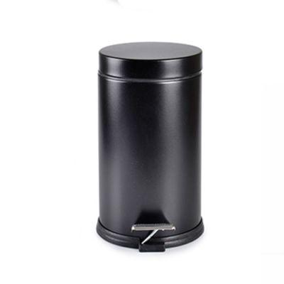 - 16 Lt Renkli Çöp Kovası - Siyah