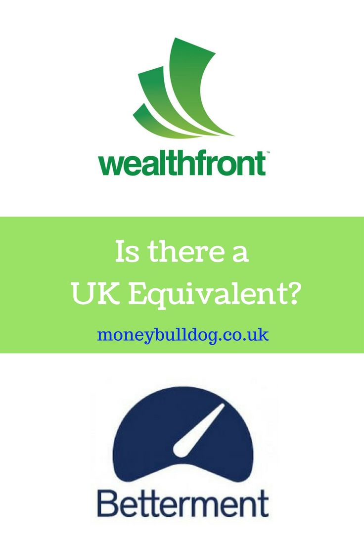 Betterment and Wealthfront – Is there a UK equivalent?