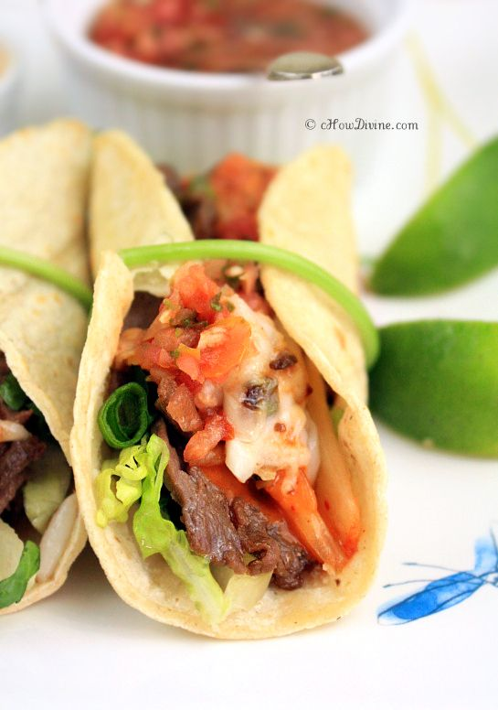 korean beef tacos—make this popular, super simple food-truck staple at home!