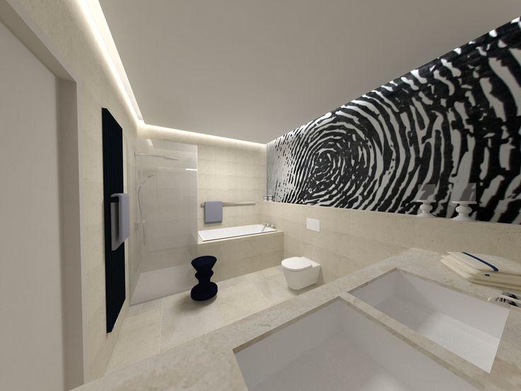 podwieszany sufit w łazience - Szukaj w Google